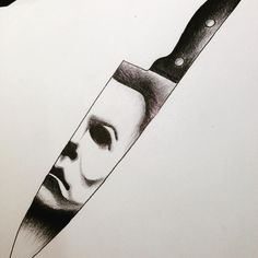 Getting this on the outside of my left arm. Getting this on the outside of my left arm. Best Picture For diy clothes Fo - Scary Drawings, Dark Art Drawings, Halloween Drawings, Pencil Art Drawings, Art Drawings Sketches, Tattoo Sketches, Body Art Tattoos, Sleeve Tattoos, Geek Tattoos