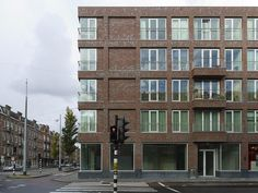 contemporary brick student housing - Google Search