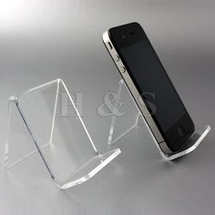 10xTop Quality Acrylic Mobile Phone Stand Holder Retail Shop Display Ipod Camera in Business, Office & Industrial, Retail & Shop Fitting, Retail Display | eBay!