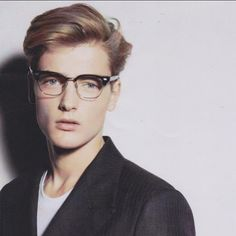 """#mode #model #me #lunettes #costume #cool #serious #atol #les #opticiens"""