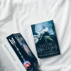 5:26pm || Book Haul time!! I am a few pages in to Heir of Fire so I decided to buy Queen of Shadows! I also went and bought Winter (but haven't read Cress... I will soon!!!) I then went and bought the first book of the Falling Kingdom series because of how many people are raving about these books hope I like it . -------------------------------------------- #bibliophile #yalovin #books #bookstagram #booknerd #reading #bookphotography #instabooks #igreads #instabooks #bookish #bookaddict…