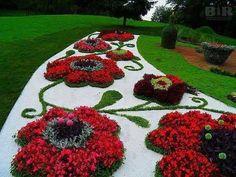 Topiary artwork