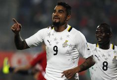 Kevin Prince Boateng, Ghana National Football Team :) <3