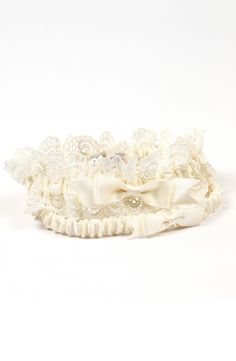 Lace Wedding Garter
