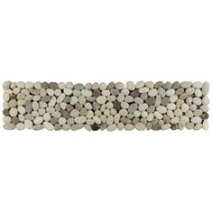 Premium Multicolour Mix Pebble Border Tile