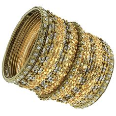 Our BEAUTIFUL BANGLES  by Indiatrend. Shop Now at WWW.INDIATRENDSHOP.COM