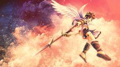 Kid Icarus los tres tesoros sagrados - Buscar con Google