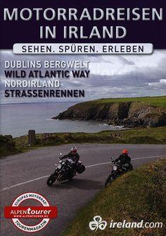 https://flic.kr/p/GMqsba   Motorradreisen in Irland; 2015, Ireland   tourism travel brochure   by worldtravellib World Travel library