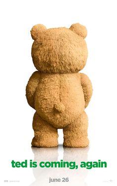 Póster de la película 'Ted 2'