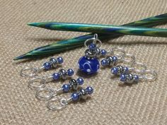 Anticipate a project with perfect stitches and no mistakes. With snag free stitch markers this is what you can expect. They teach you to read your knitting and help you catch your own mistakes before