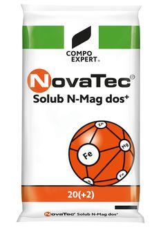 NovaTec Solub N-Mag Dos+ 20-0-0+2MgO+IXN Σύνθεση:  20-0-0+2MgO+IXN  Σταθεροποιημένη θειική αμμωνία με μαγνήσιο, σίδηρο και ψευδάργυρο. Κατάλληλο για κάθε καλλιέργεια με υψηλές ανάγκες σε άζωτο. Ιδανικό για δενδρώδεις καλλιέργειες με υψηλές απαιτήσεις των τριών ιχνοστοιχείων.  Συσκευασία: σάκοι των 25 κιλών.