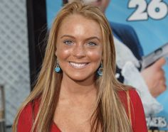 Lindsay Lohan HD desktop wallpaper Widescreen High