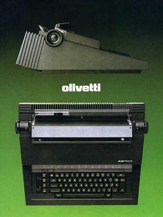 """Foto Gallery """"La Olivetti ET 101 e le macchine per scrivere elettroniche"""""""