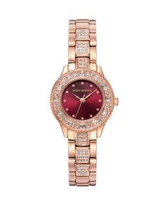 Reloj de mujer Mark Maddox brazalete rosa