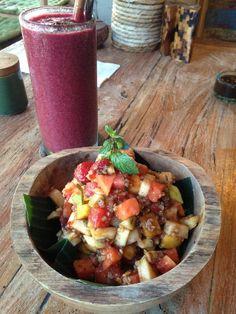 Quinoa Fruit Salad (Vegan & Gluten Free!)