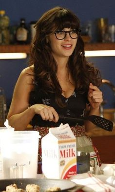 "Zooey Deschanel"" New Girl,  Jessica Day ...."