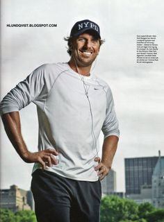 Henrik Lundqvist from a Swedish publication