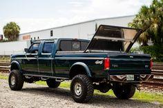 Ford F-350 Lifted Trucks