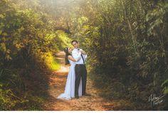 Ensaio fotográfico de casal realizado na Fazenda Areia que Canta em Brotas - São Paulo . Arthur Foschini Fotografia - Trash the Dress
