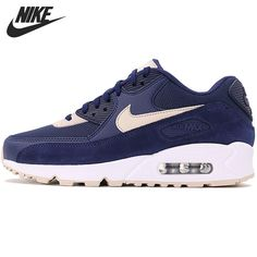 free shipping ef244 74178 Original New Arrival 2017 NIKE AIR MAX 90 Women s Running Shoes Sneakers-in  Running Shoes from Sports   Entertainment on Aliexpress.com   Alibaba Group