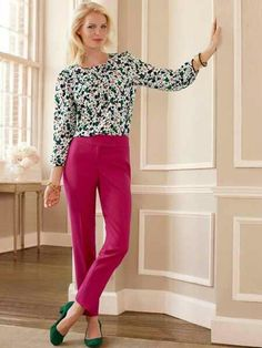 Talbots...keep the ankles cool