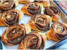 Škoricovníky (fotorecept) - recept | Varecha.sk Doughnut, Treats, Sweet, Desserts, Food, Cakes, Basket, Sweet Like Candy, Deserts