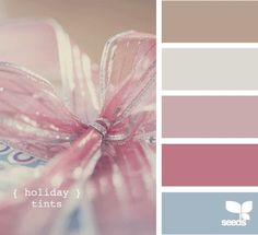 Holiday Tints (Design Seeds)