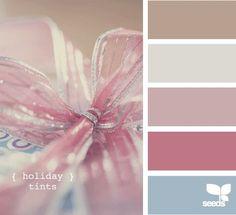 Holiday Tints (Design Seeds)