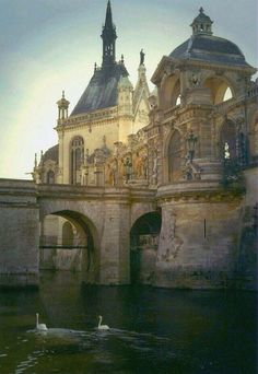 Chateau de Chantilly, Chantilly France