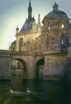 Chateau de Chantilly, Chantilly France