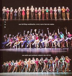 A Chorus Line, DMTC May 2014