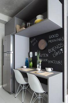 Navegue por fotos de Cozinhas modernas: Vila Madalena   Decorados. Veja fotos com as melhores ideias e inspirações para criar uma casa perfeita.