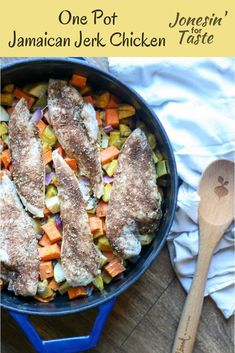 An easy one pot chic