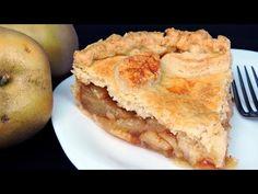 Receta de tarta de manzana (apple pie)