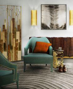 Móveis de luxo e glamour ~ Decoração e Ideias   casa e jardim
