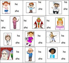 best pronoun worksheets images  pronoun worksheets english  personal pronouns worksheet for he and she learn english grammar  teaching