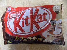 Cafe Latte Kit Kat