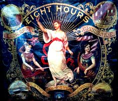 "July 8, 1867: In response to the 1865 eight-hour day mandate for city employees, employers in San Francisco form the Ten-Hour Association. The association created the Ten-Hour League Society, whose goal was to unite all workers ""willing to work at the old rates, neither unjust to the laborers nor ruinous to the capital and enterprise of the city and state, together with all Master Builders and Master Workmen and Capitalists injured by the Eight-Hour rule."" Their efforts failed."