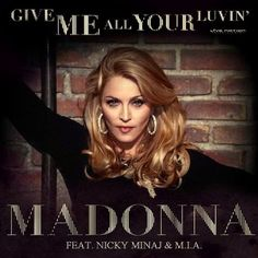 Madonna - Give me all your lovin' Madonna Music, Madonna 80s, Madonna Pictures, Material Girls, Beauty Queens, Nicki Minaj, Beautiful People, Give It To Me, Long Hair Styles