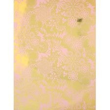 "Party Gir 15' x 27"" Floral and Botanicall Wallpaper (Set of 3)"