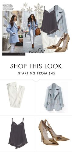 """""""Sin título #3727"""" by lalisgupa ❤ liked on Polyvore featuring J.Crew and Alice + Olivia"""