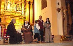 Visita teatralizada a Ávila