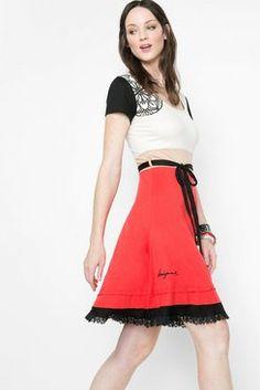 90 meilleures images du tableau Desigual   Hands, Cute dresses et Skirts b4e6873d1259