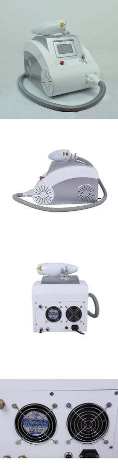 Tattoo Removal Machines: Portable Tattoo Removal Salon Use Nd Yag Laser Beauty Machine New -> BUY IT NOW ONLY: $1300 on eBay!