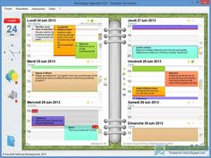 PersoApps Agenda : un logiciel gratuit pour gérer votre agenda et votre emploi du temps