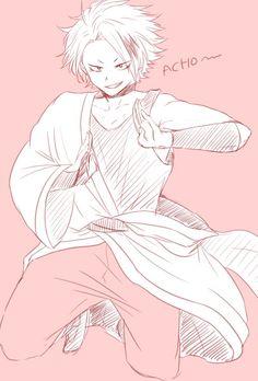 My hero academia - kaminari denki hero аниме Boku No Hero Academia, My Hero Academia Memes, Hero Academia Characters, My Hero Academia Manga, Anime Characters, Anime K, Deku Anime, Anime Guys, Fanart