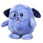 Neopets Blue Warf Mini Petpet Plushie