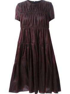SARA LANZI - flared dress