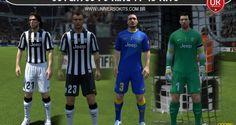 FIFA 14 Juventus 2014-2015 Forma - Kit