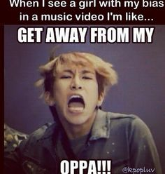 Stay away from TOP, U-Kwon, Zelo, Nickhun, and everyone else in ther band ... don't touch my oppa!! #ILOVETHEM ♥♥♥ haha lol